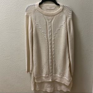 Zara Knit Long Sweater
